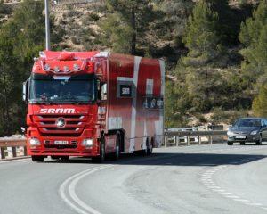 kamionova doprava