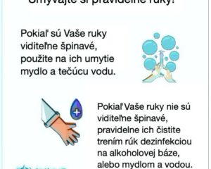 myti rukou